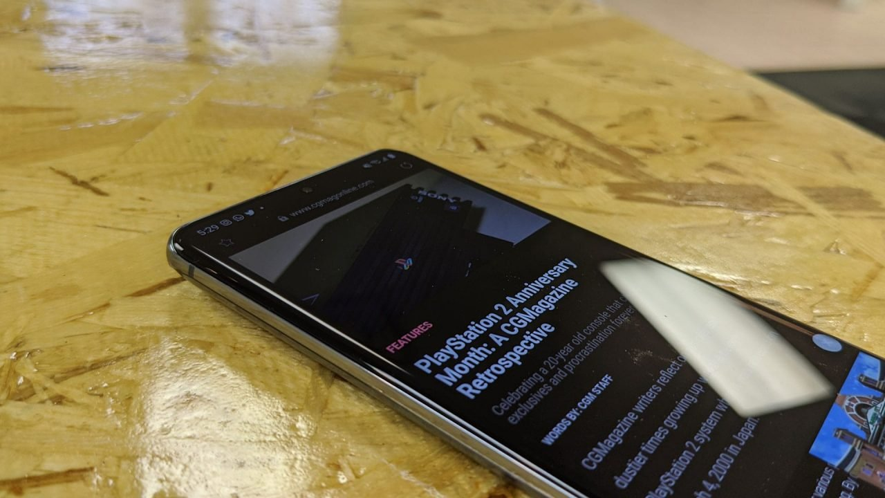 Samsung Galaxy S20 Ultra 5G Review 4