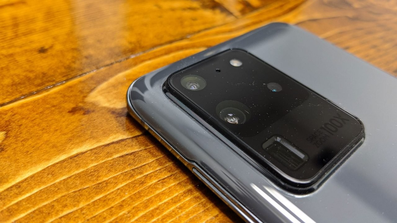 Samsung Galaxy S20 Ultra 5G Review 5