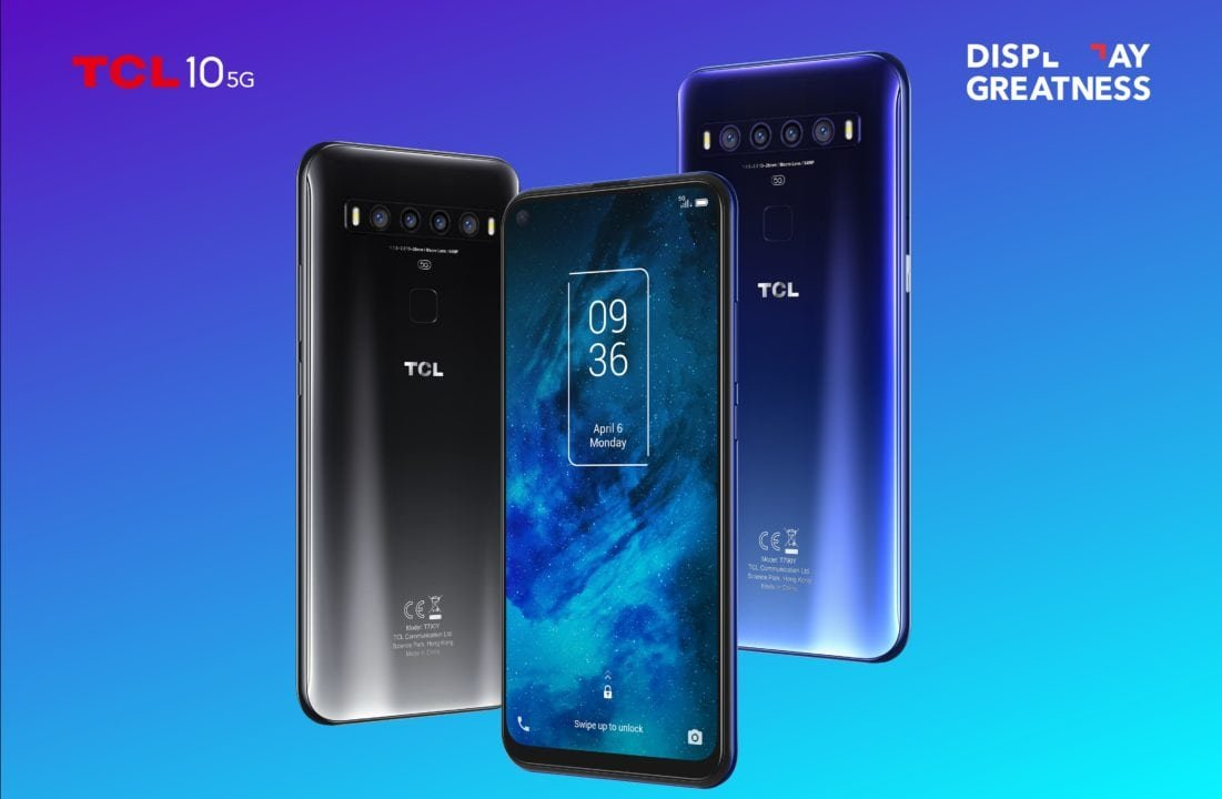 Tcl Reveals New 10-Series Phones With Other Smart Devices