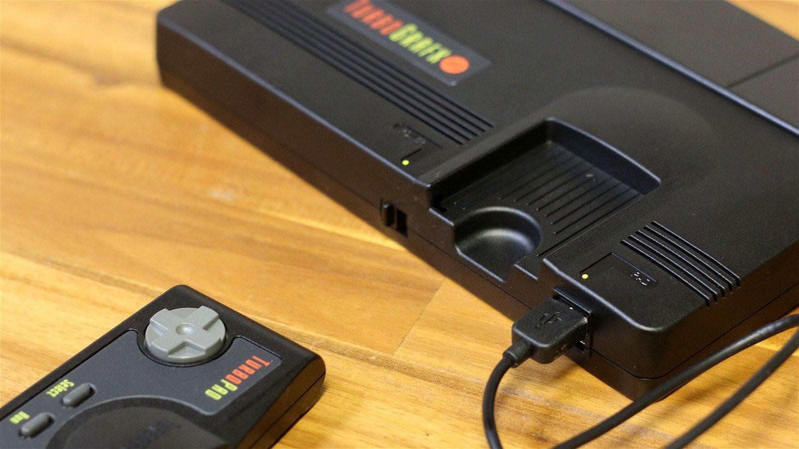 TurboGrafx-16 Mini Review 1