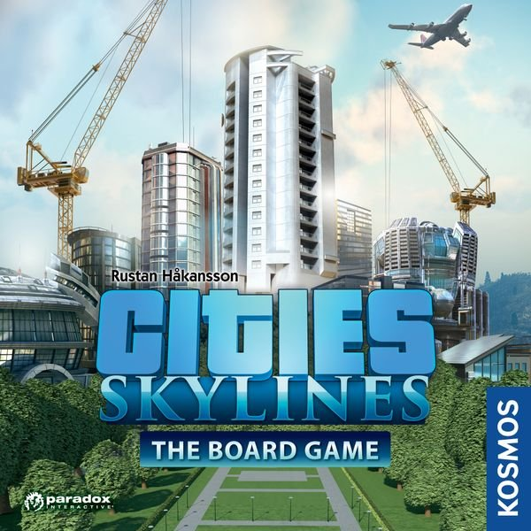 Cities: Skylines - The Board Game Review 6