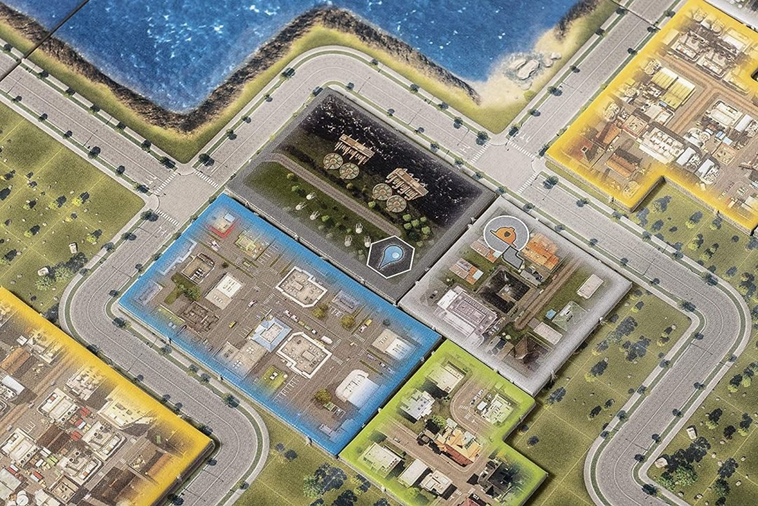 Cities: Skylines - The Board Game Review
