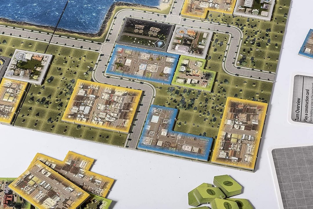 Cities: Skylines - The Board Game Review 2