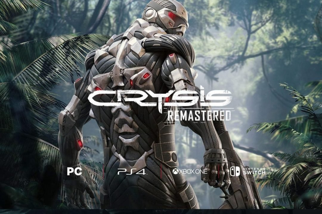 Crysis Remastered Coming To Ps4, Xbox One, Switch, And Pc
