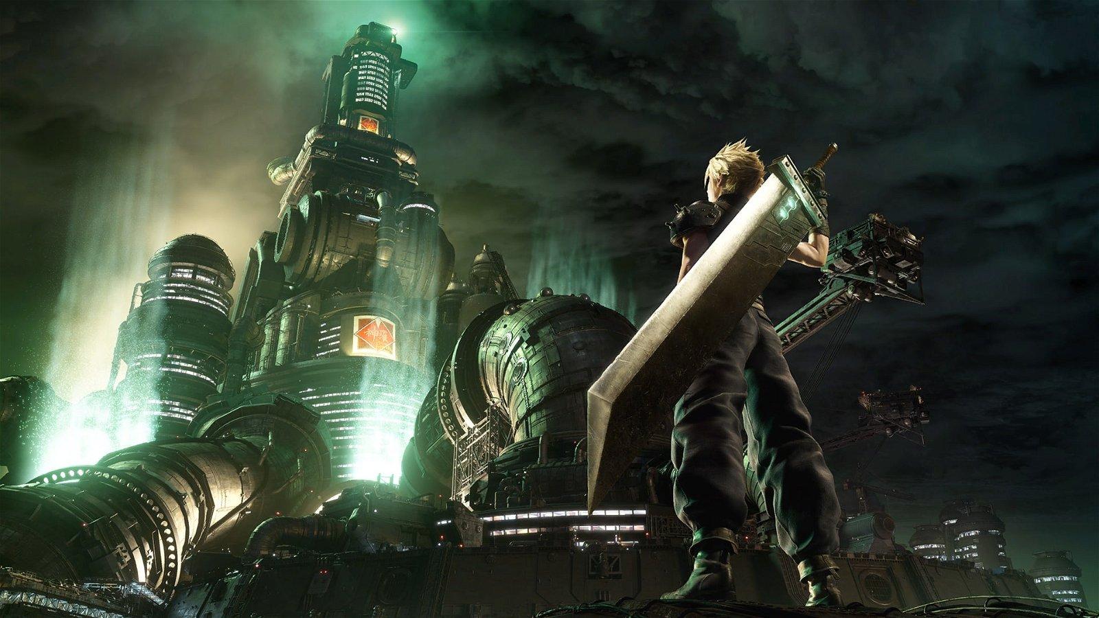 Final Fantasy VII Remake Review 1