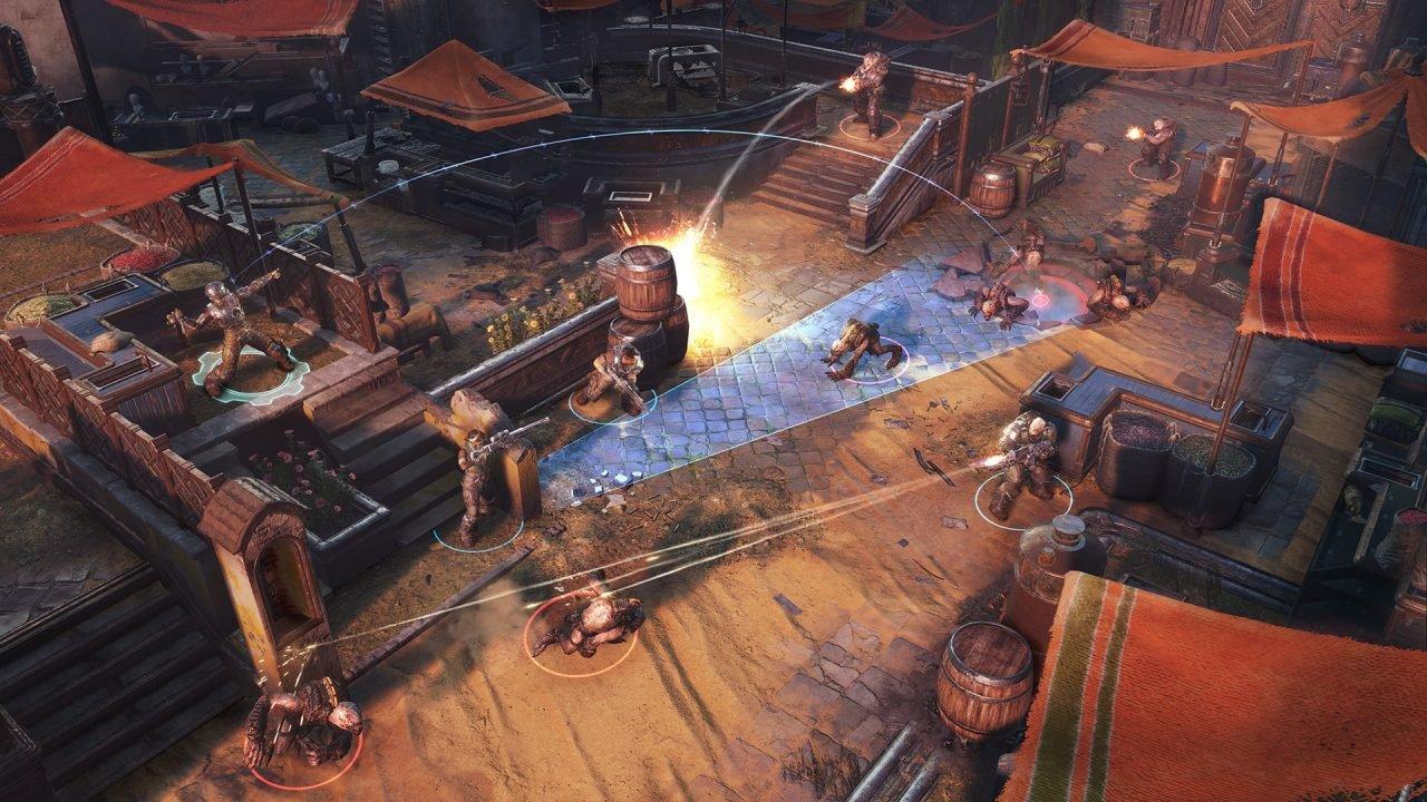 Gears Tactics Review 5