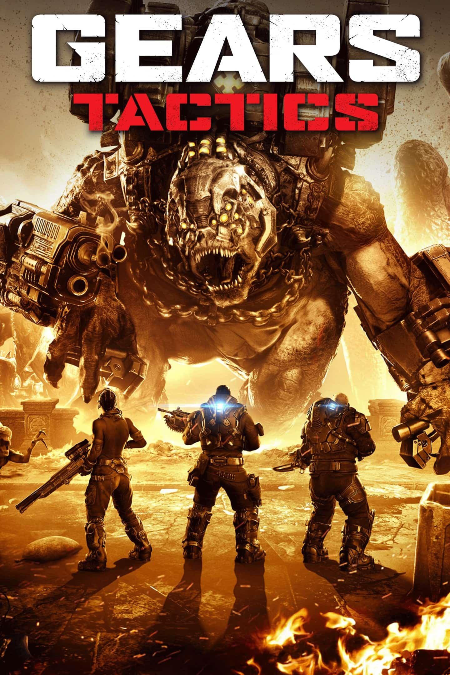 Gears Tactics Review 1