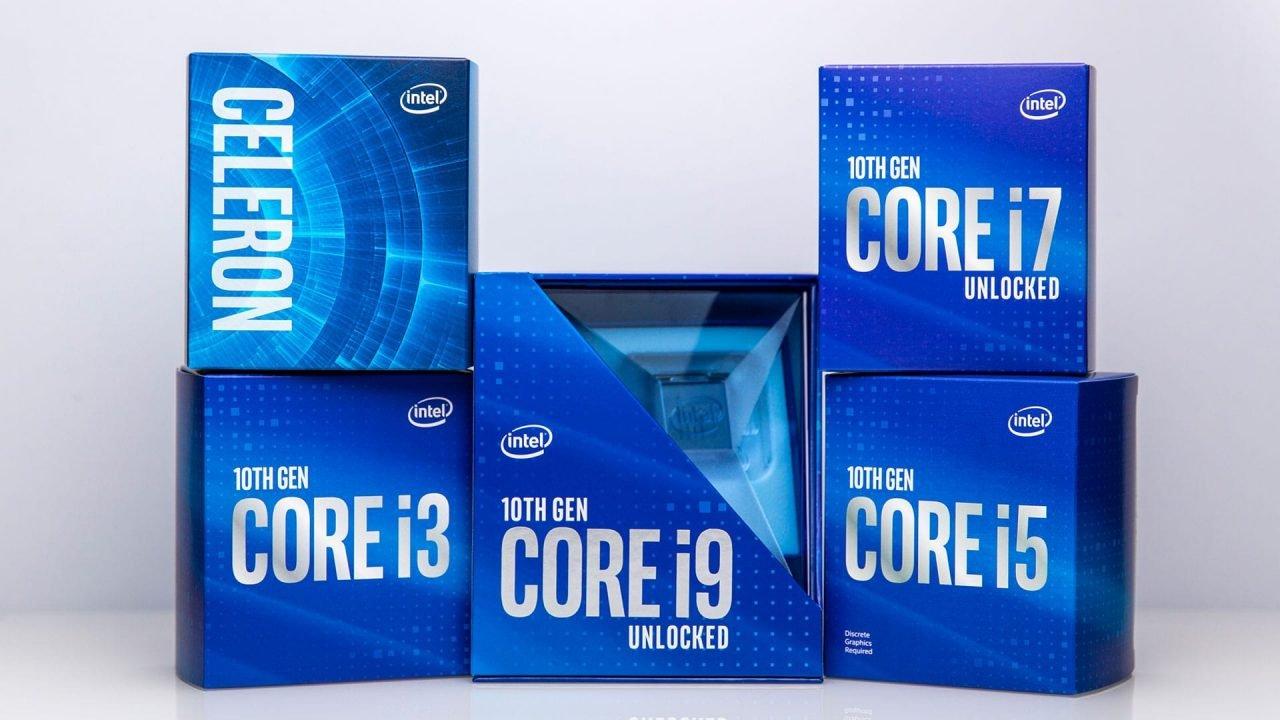 Intel Comet Lake-S 10Th Gen Desktop Cpu Lineup Set To Take On Ryzen Head On 2