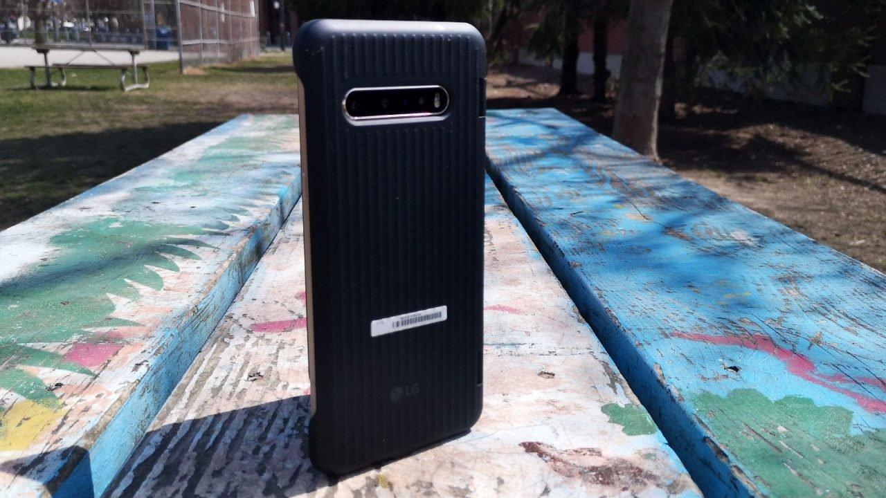 Lg V60 5G Thinq Dual Screen Review 12