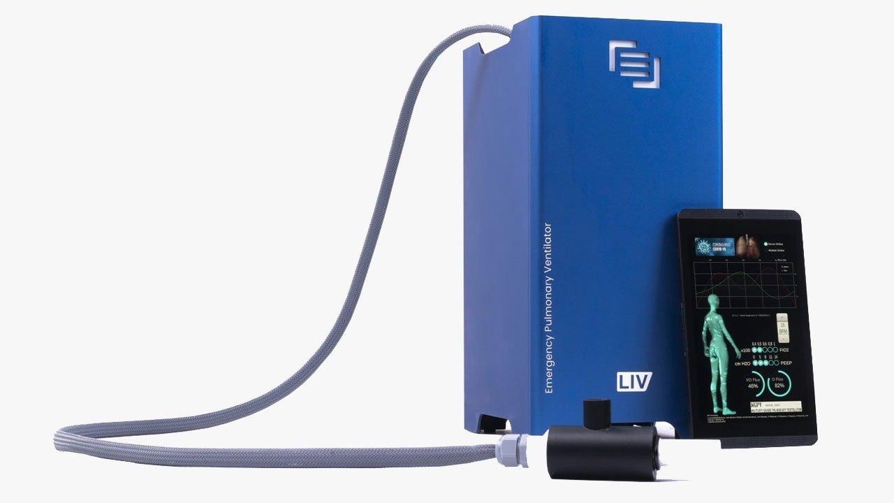 Maingear Switches PC-Build Focus With COVID-19 Ventilators 3