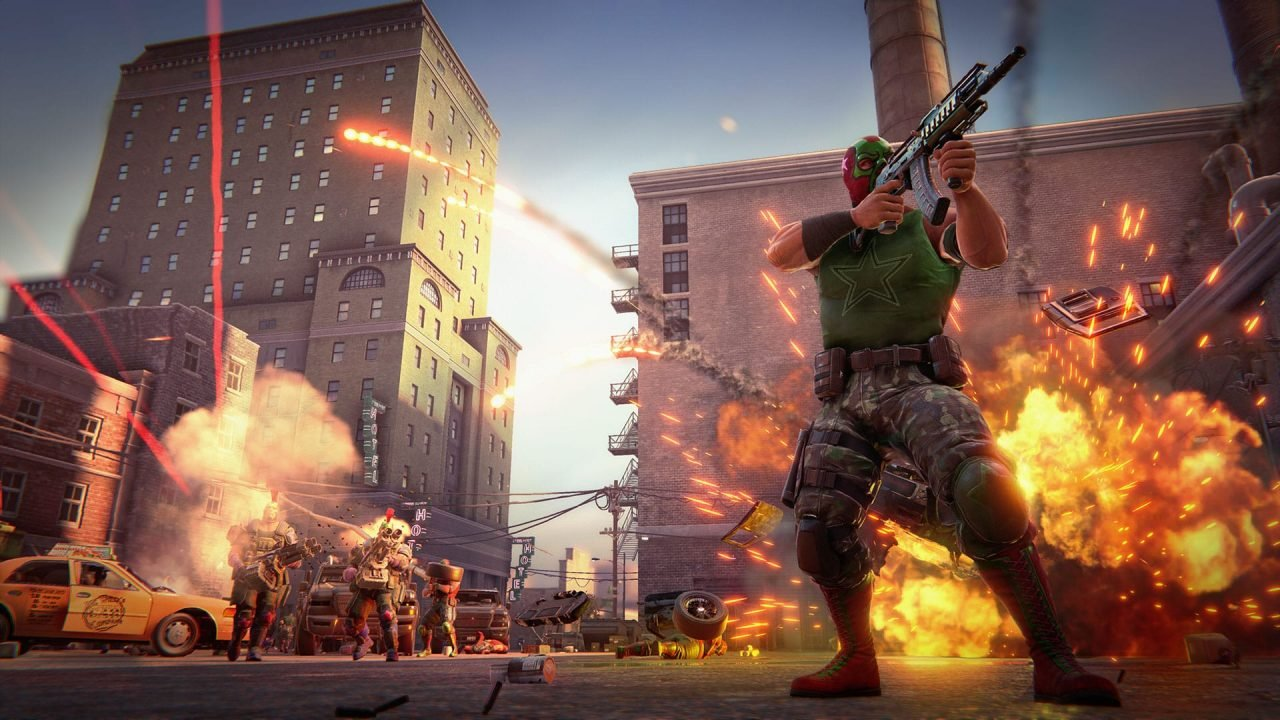 Saints Row: The Third Has Never Looked This Good