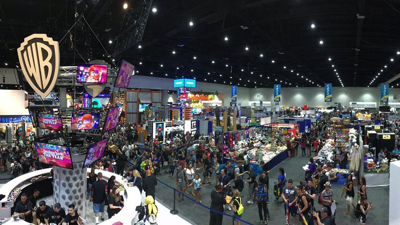 SDCC 2020 Cancelled From COVID-19 Pandemic, 2021 Convention Planned