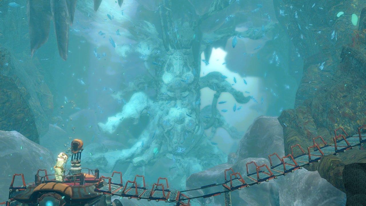 Shinsekai: Into The Depths 2