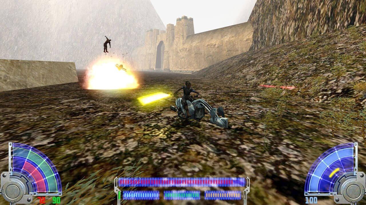 Star Wars Jedi Knight: Jedi Academy Review 2