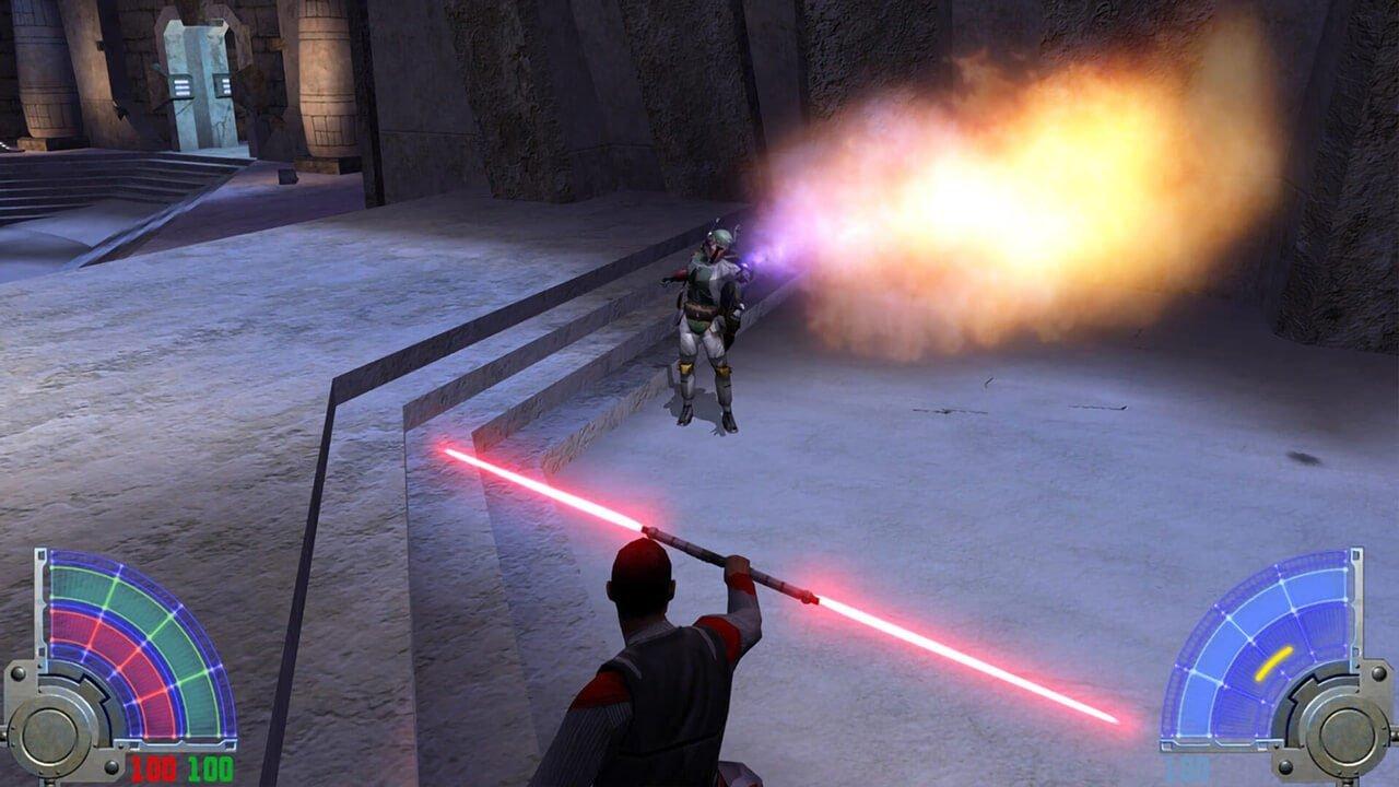 Star Wars Jedi Knight: Jedi Academy Review 4
