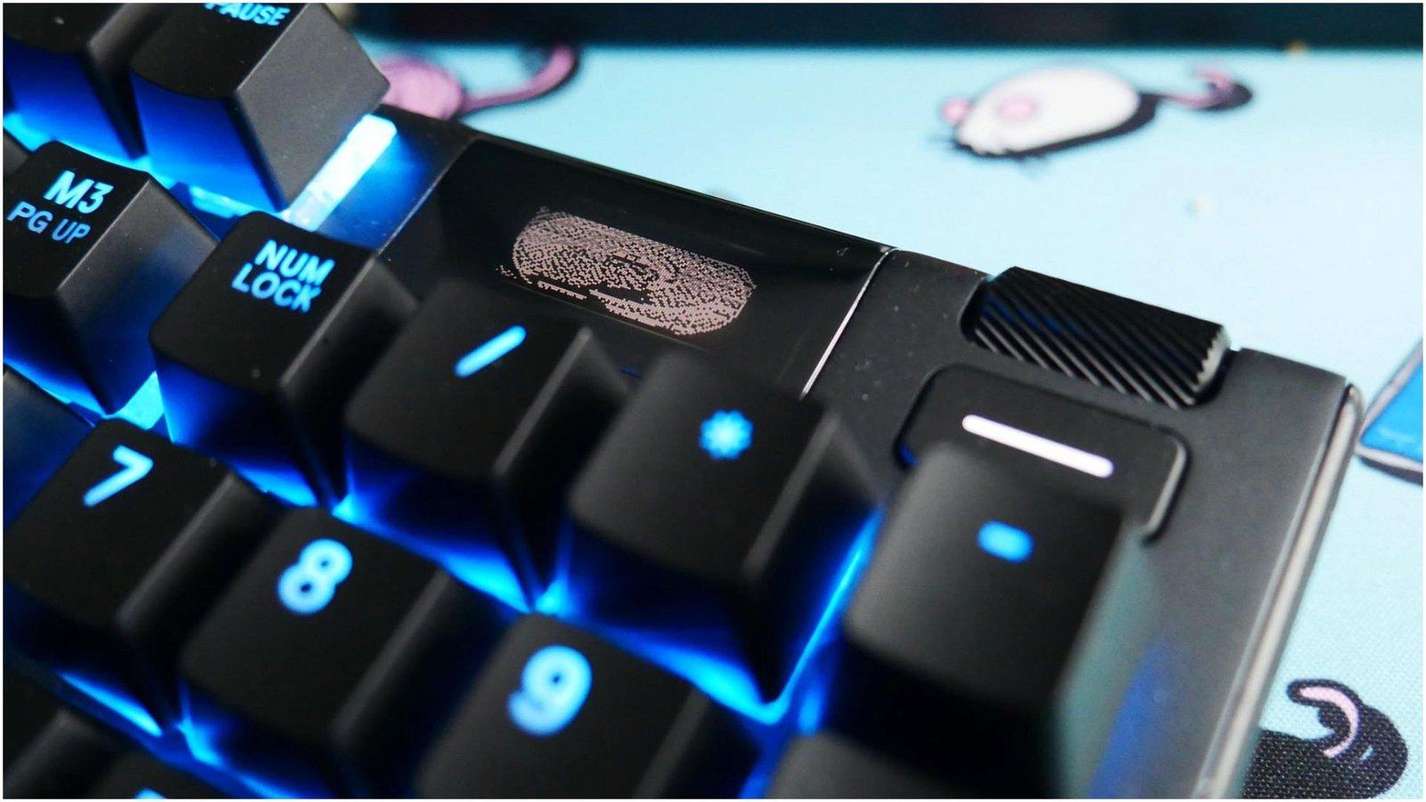 Steelseries Apex 5 Keyboard Review 3