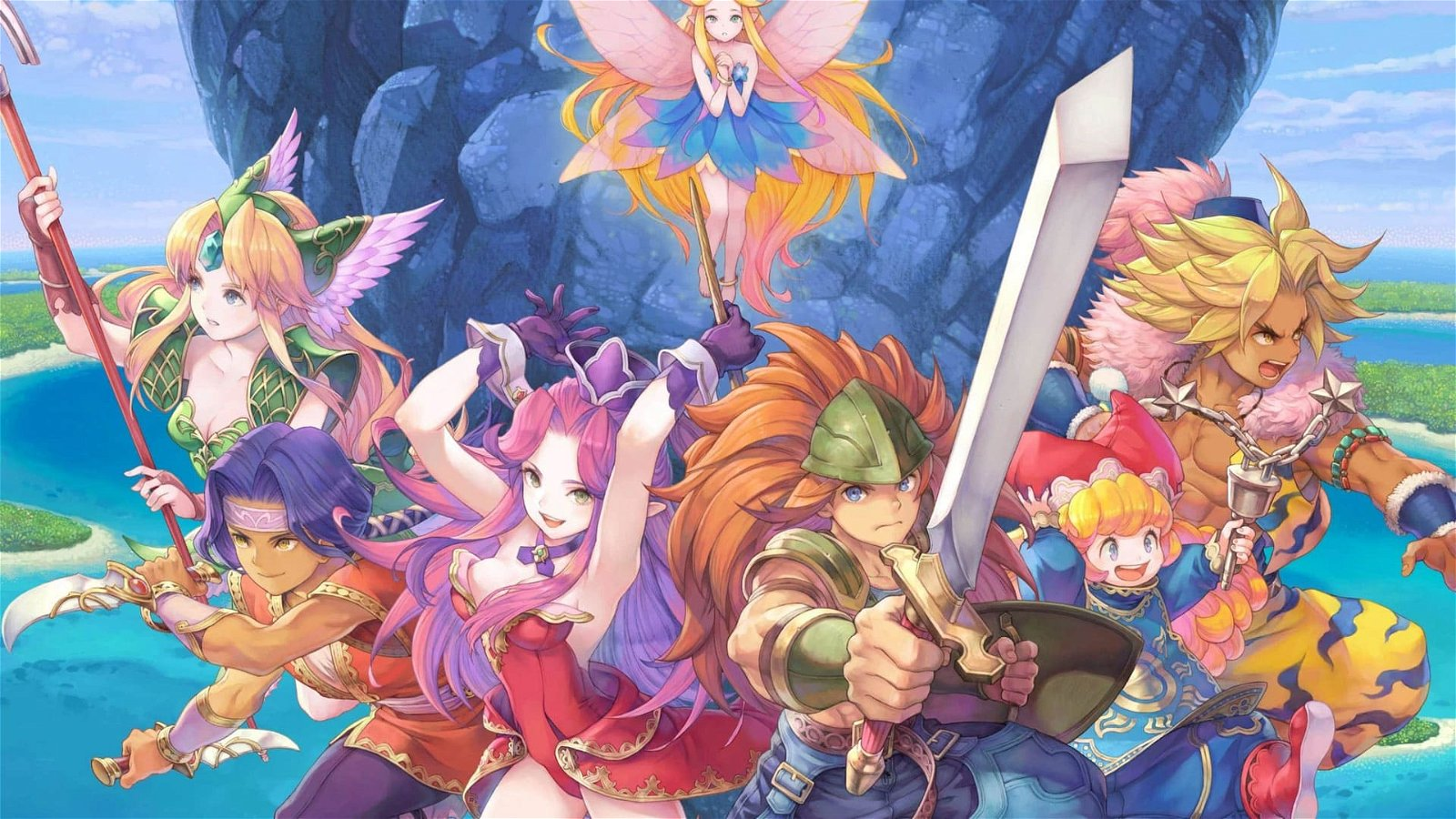Trials of Mana Review 6