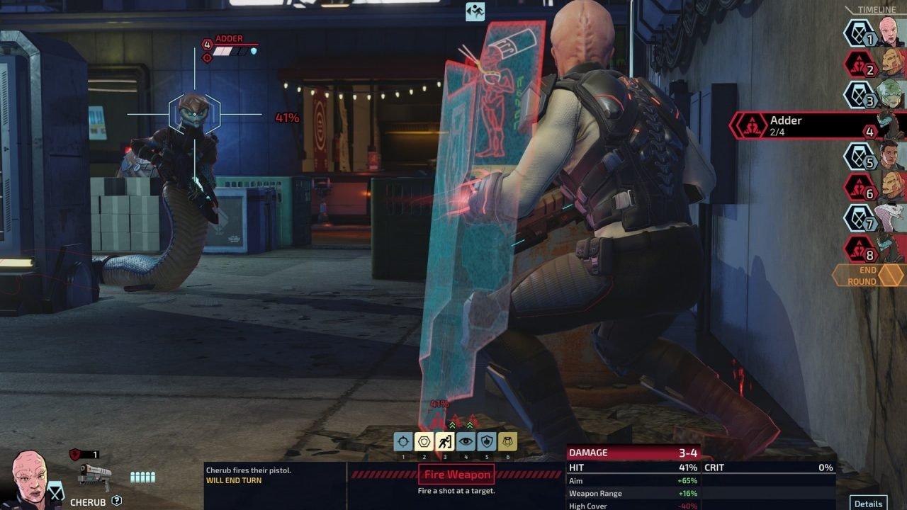 Xcom: Chimera Squad (Pc) Review 3