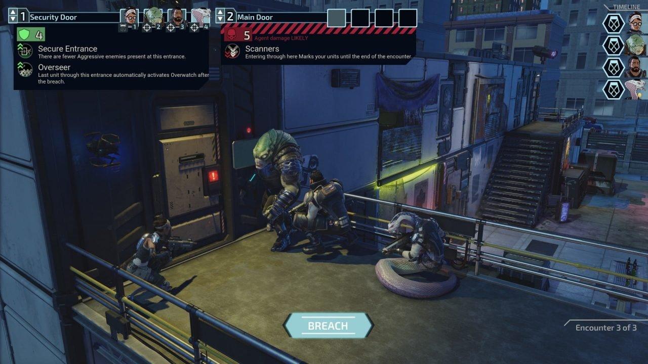 Xcom: Chimera Squad (Pc) Review 4