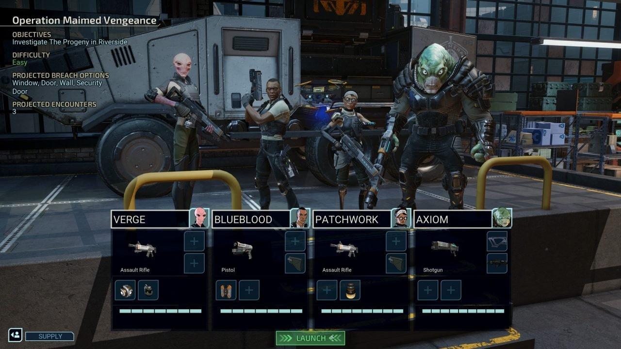 Xcom: Chimera Squad (Pc) Review 6