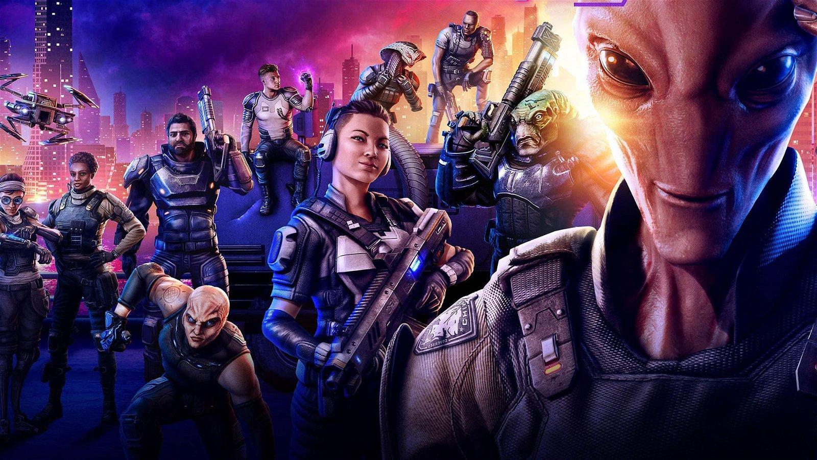 XCOM: Chimera Squad (PC) Review 1