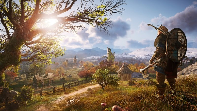 Assassin'S Creed: Valhalla Slashes And Shies Away From Proper Game Play Reveal 1