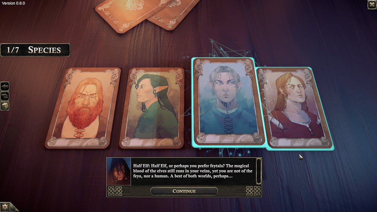 The Dark Eye: Book Of Heroes Character Creator Details Shown In New Trailer 1