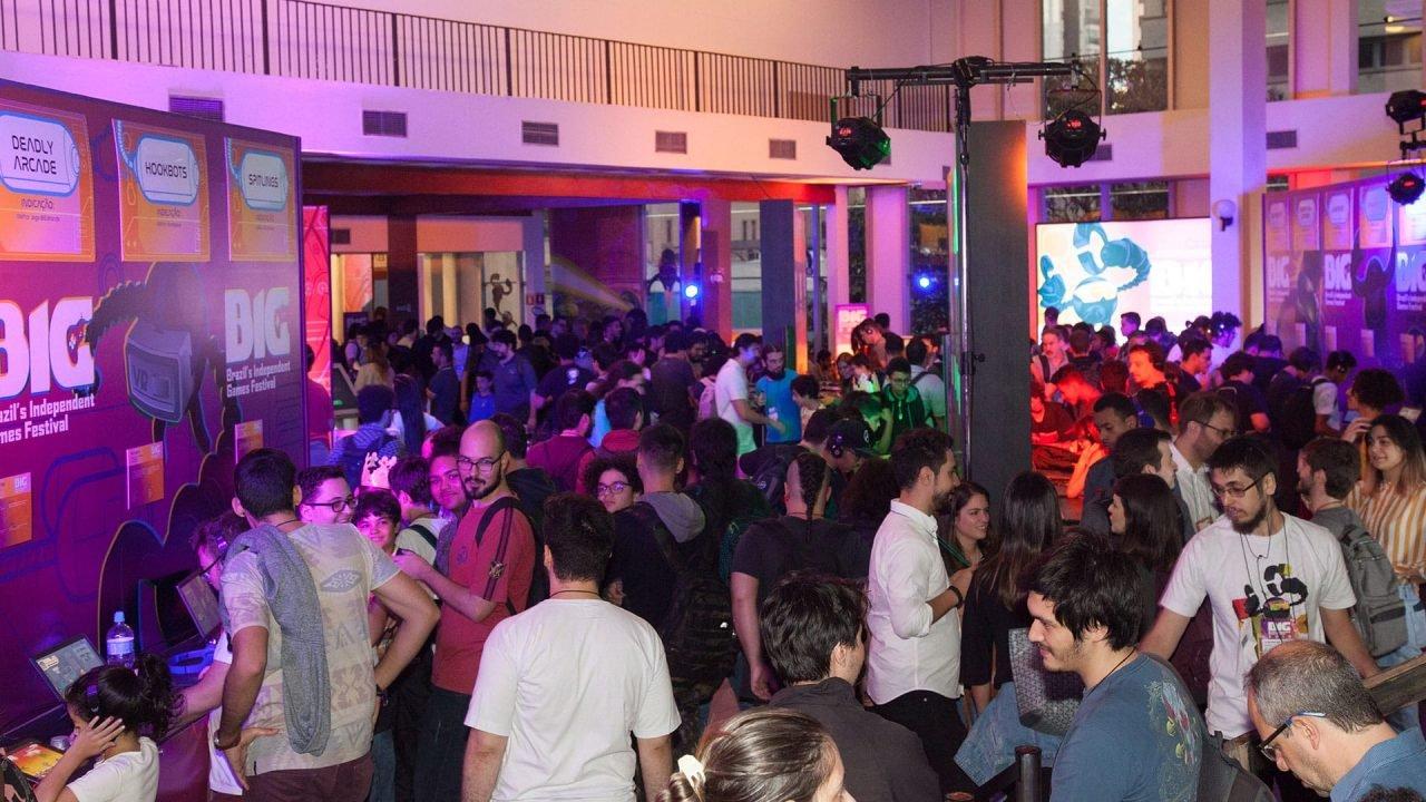 Brazil's Biggest Games Expo Goes Digital
