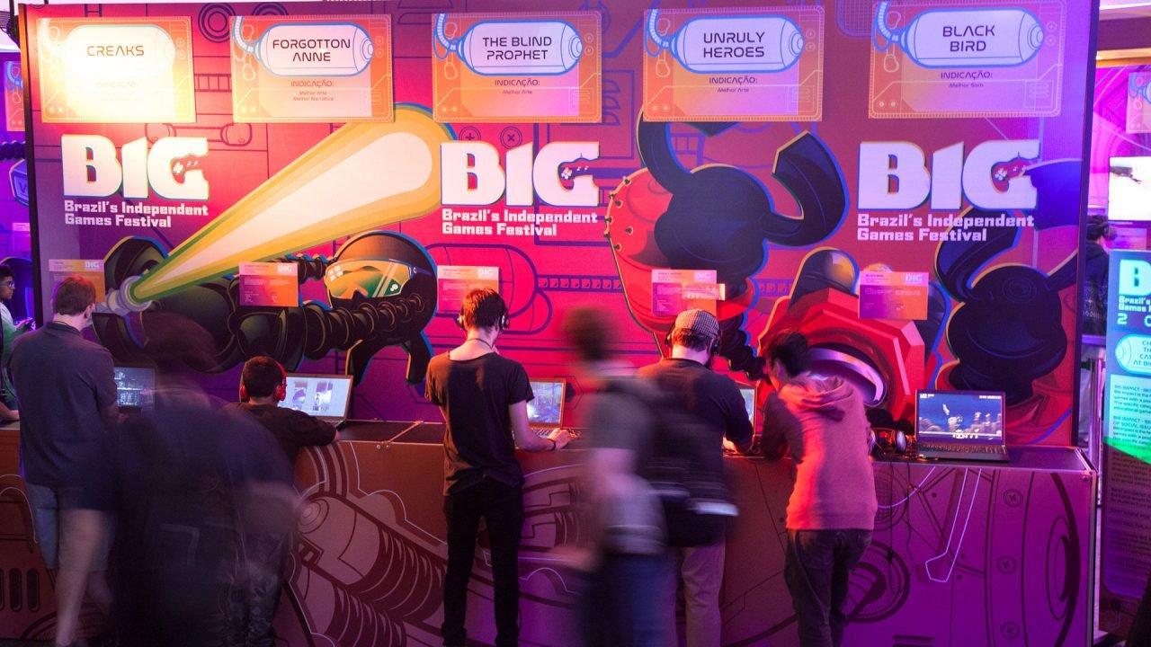 Brazil's Biggest Games Expo Goes Digital 2