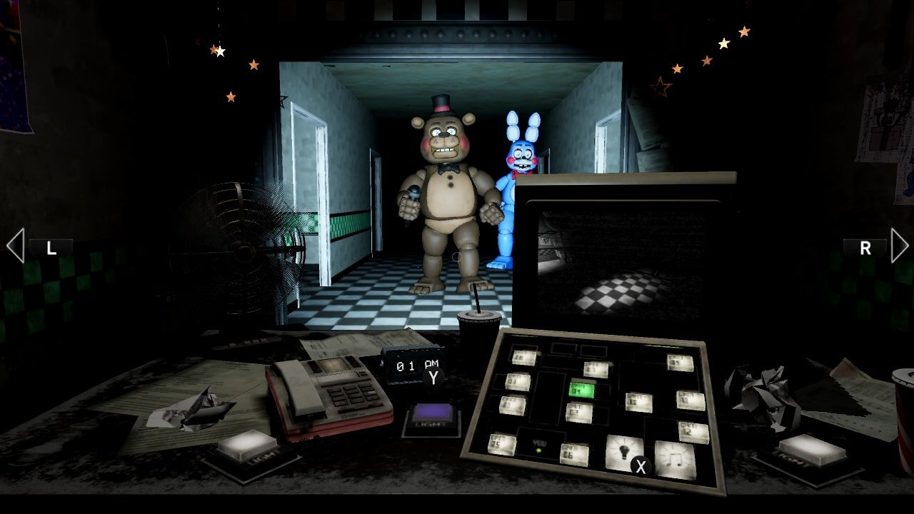 Five Night's At Freddy's: Help Wanted Review 3