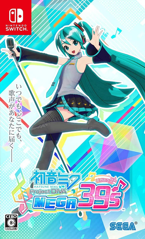 Hatsune Miku: Project DIVA Mega Mix (Switch) Review 1