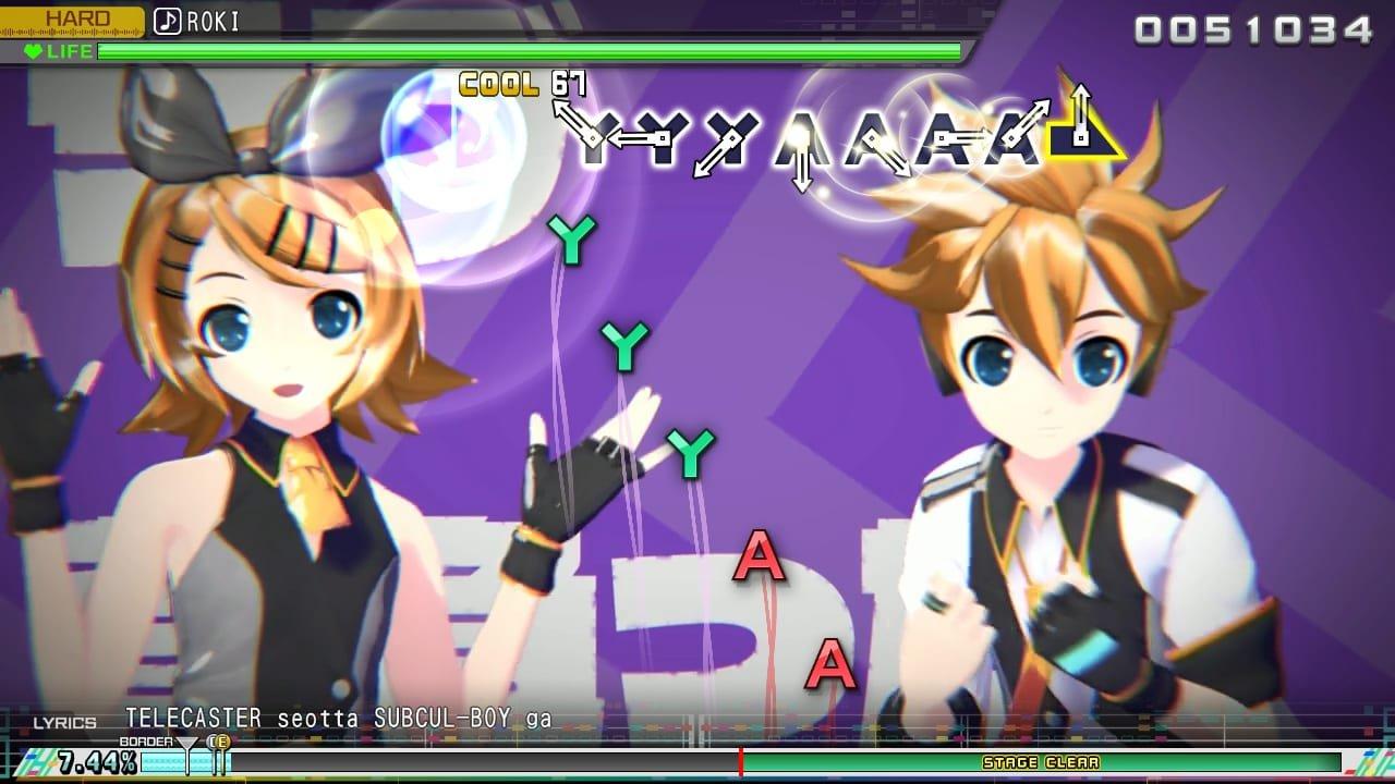 Hatsune Miku: Project Diva Mega Mix (Switch) Review 4