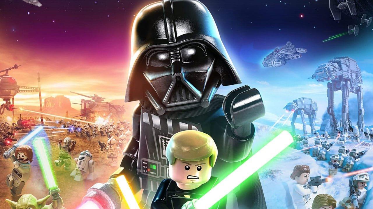 LEGO Star Wars: The Skywalker Saga Cover Art Revealed 1