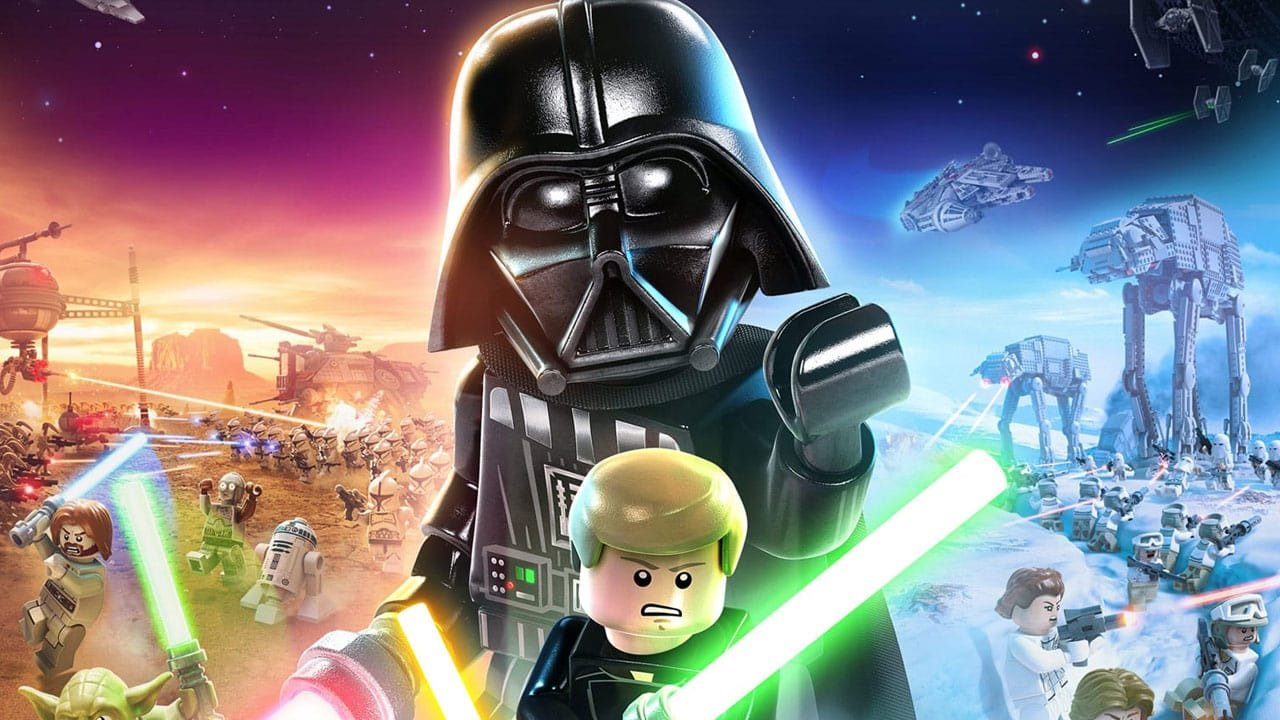 LEGO STAR WARS BATTLES ANNOUNCE BY WARNER BROS. GAMES, THE LEGO GROUP, AND LUCASFILM GAMES