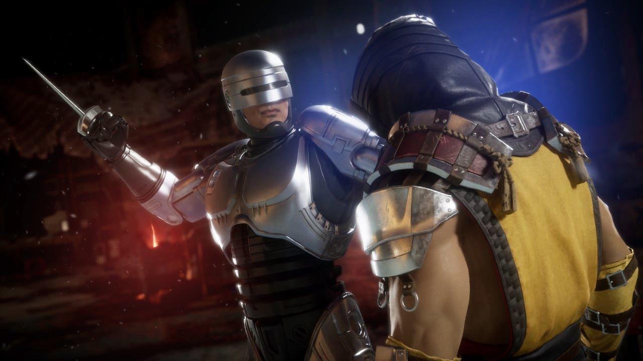 "Mortal Kombat 11 Rips Out Some ""Aftermath"" Story DLC Alongside Robocop 1"