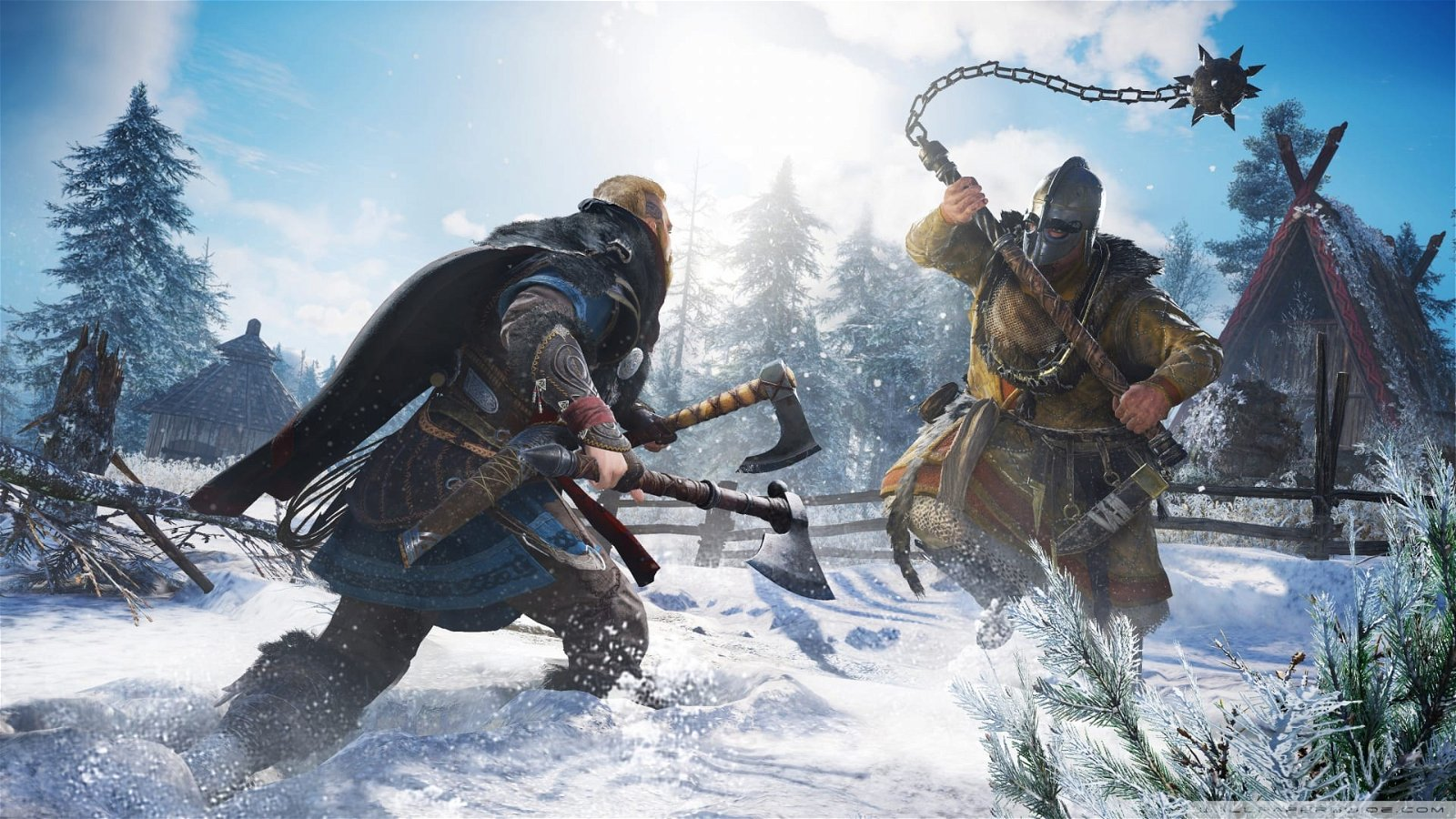 Assassin's Creed Valhalla to Reportedly Feature Beowulf DLC 1