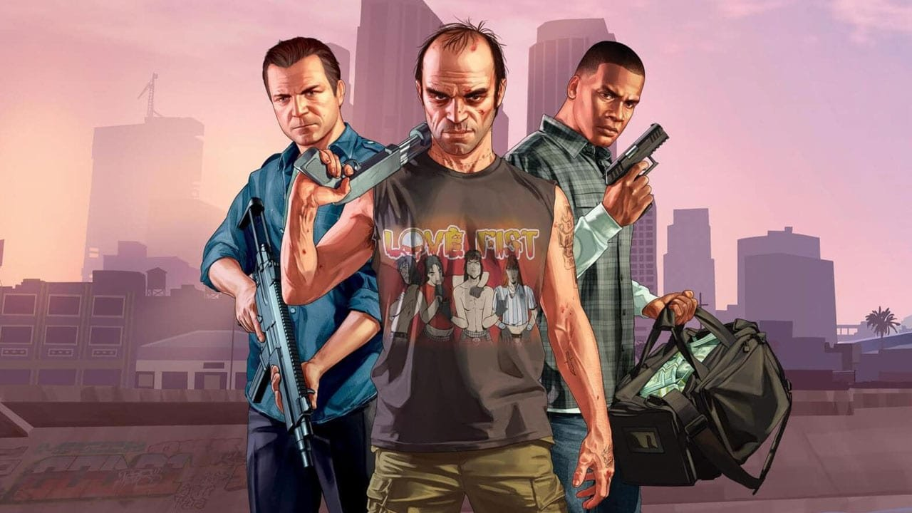 Report: Grand Theft Auto V Free On Pc Until May 21 3