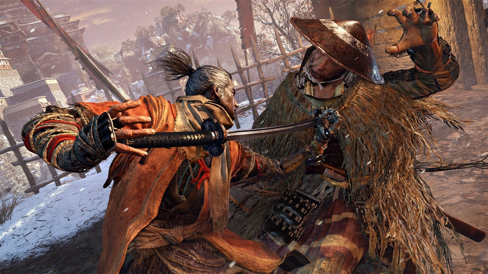 A Modder Added Multiplayer into Sekiro for Double Trouble 1