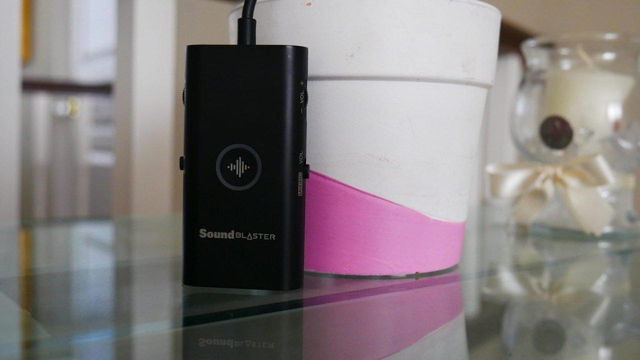 Sound Blaster G3 Review 2