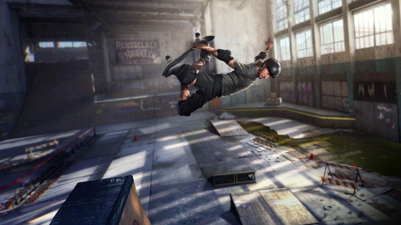 Tony Hawk Pro Skater 1 and 2 Remastered Revealed for Sept. 4 1