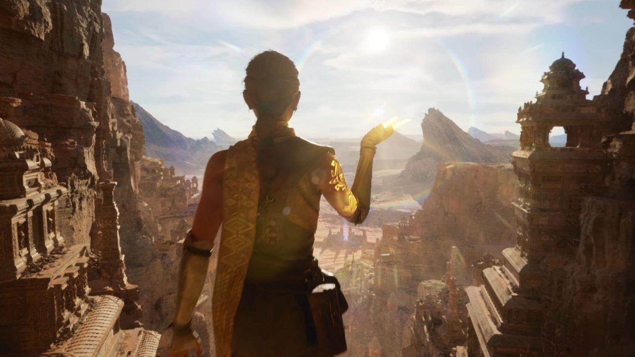 Unreal Engine V Shines For Ps5 In Reveal From Epic Games 2