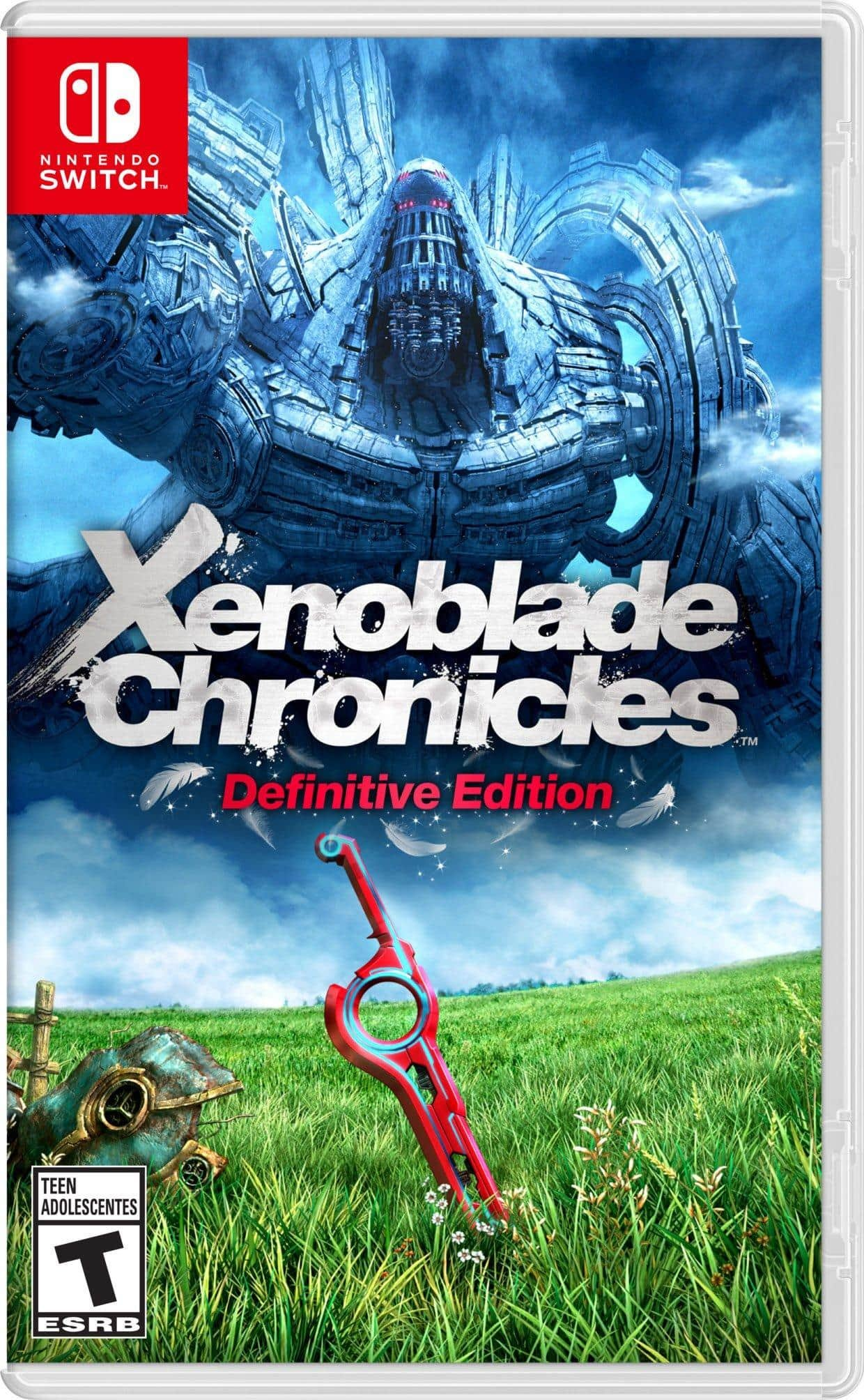 Xenoblade Chronicles: Definitive Edition (Switch) Review 3