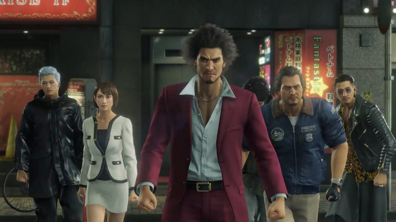 Yakuza: Like A Dragon To Release With Xbox Series X On Launch