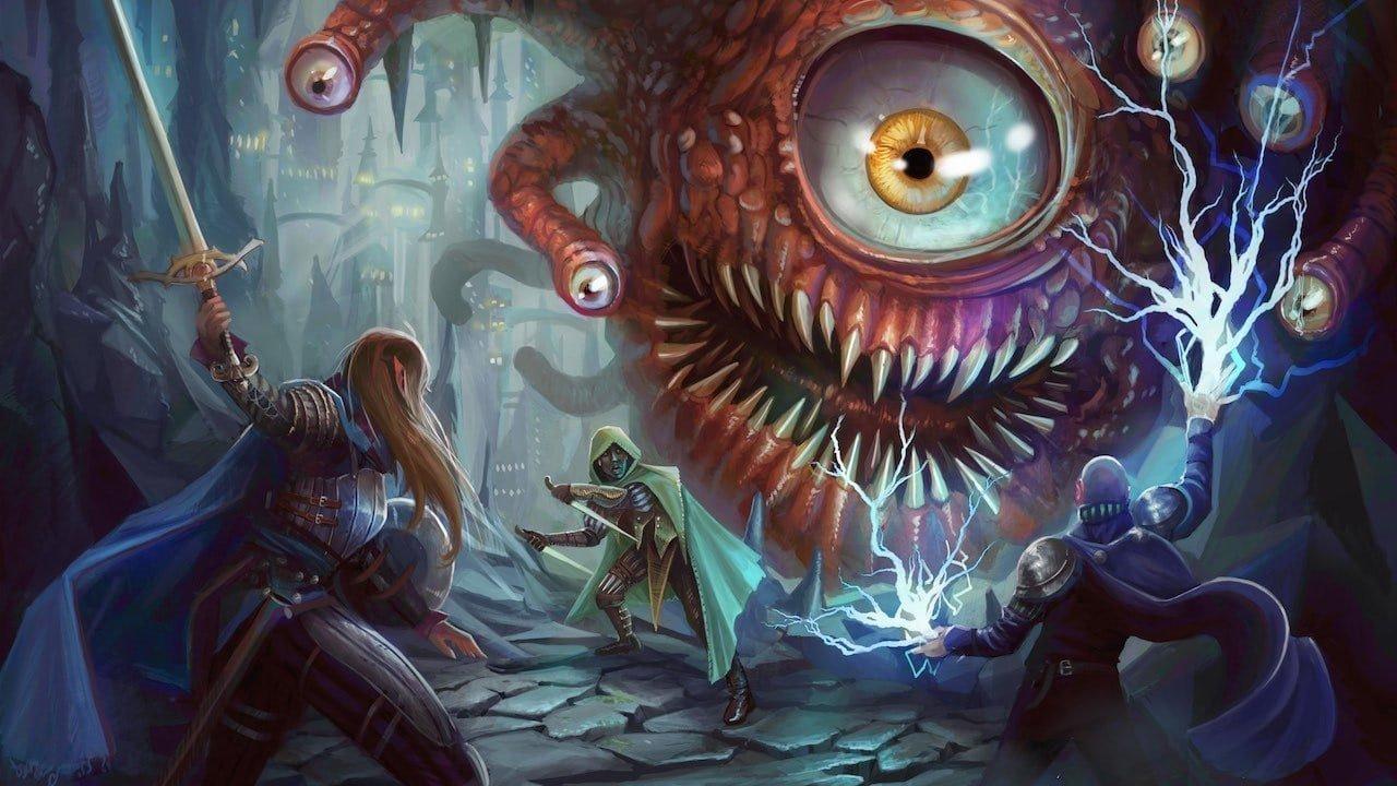Baldur's Gate and Baldur's Gate II: Enhanced Editions Switch Review 1