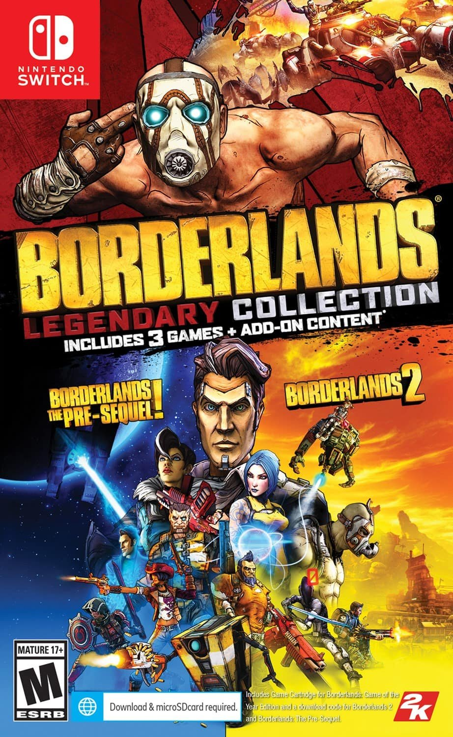 Borderlands Legendary Collection Review 1
