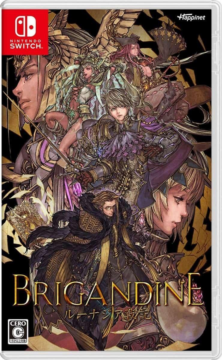 Brigandine: The Legend of Runersia (Switch) Review 1