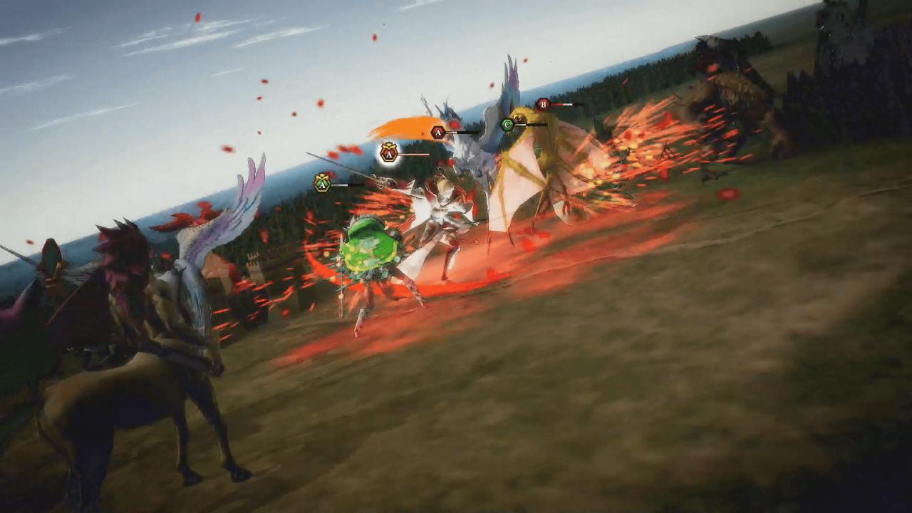 Brigandine: The Legend of Runersia (Switch) Review 2