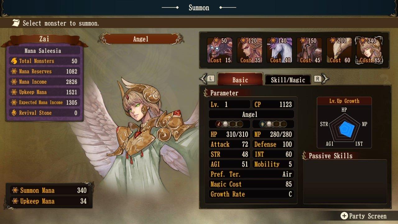 Brigandine: The Legend Of Runersia (Switch) Review 5