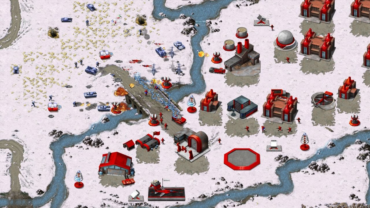 Command & Conquer Remastered Review 2