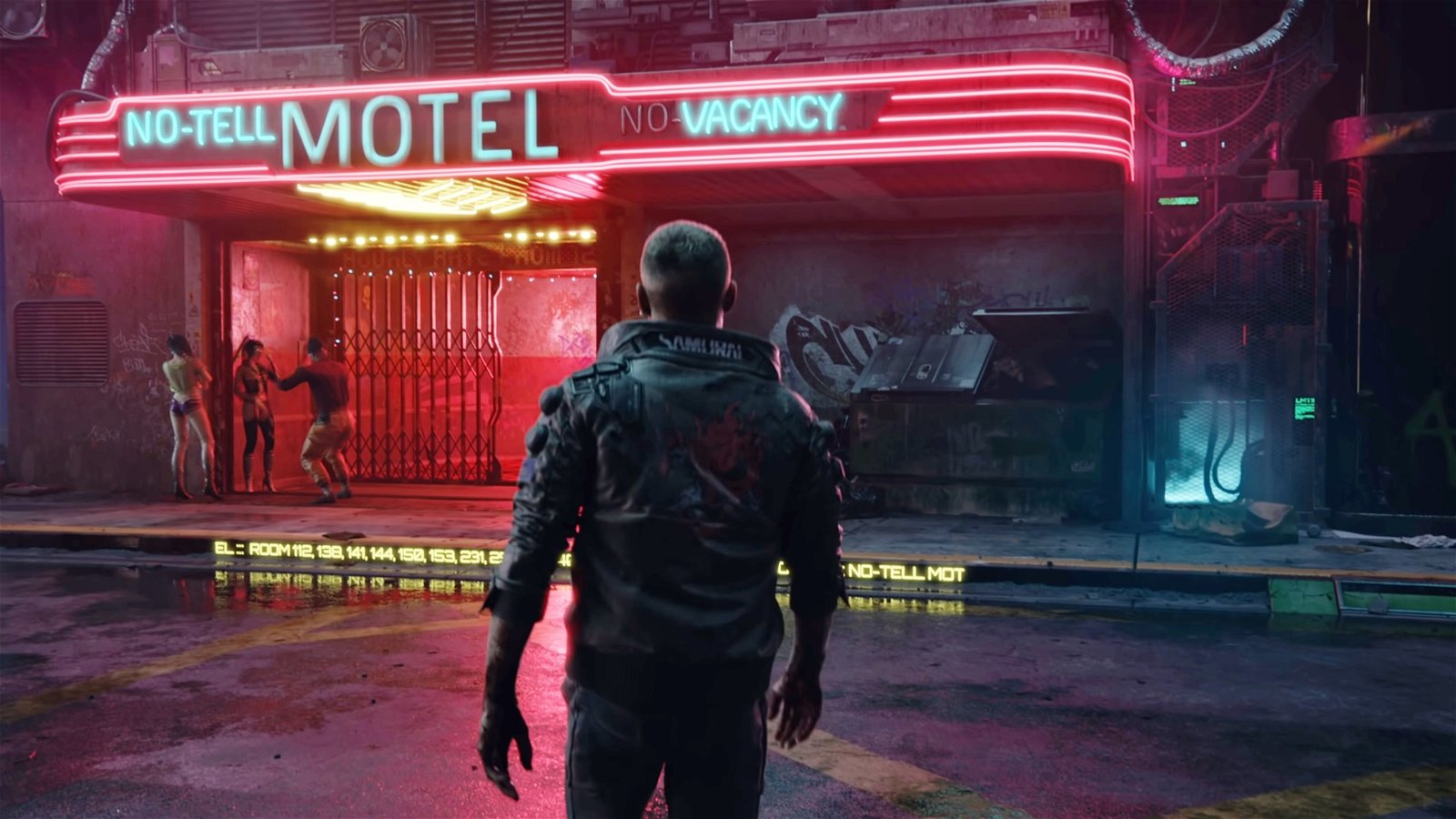 CyberPunk 2077 Gets New Prologue and Ability Details in First Night City Wire